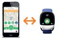 KiGO kinderhorloge en Loox app