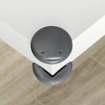 Reer design hoekbeschermers antraciet