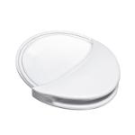 Reer design hoekbeschermers wit/transparant