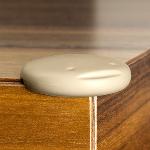 Reer design hoekbeschermer taupe